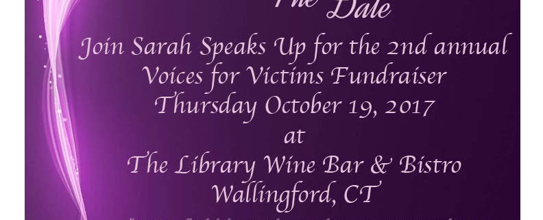 Voices for Victims Fundraiser